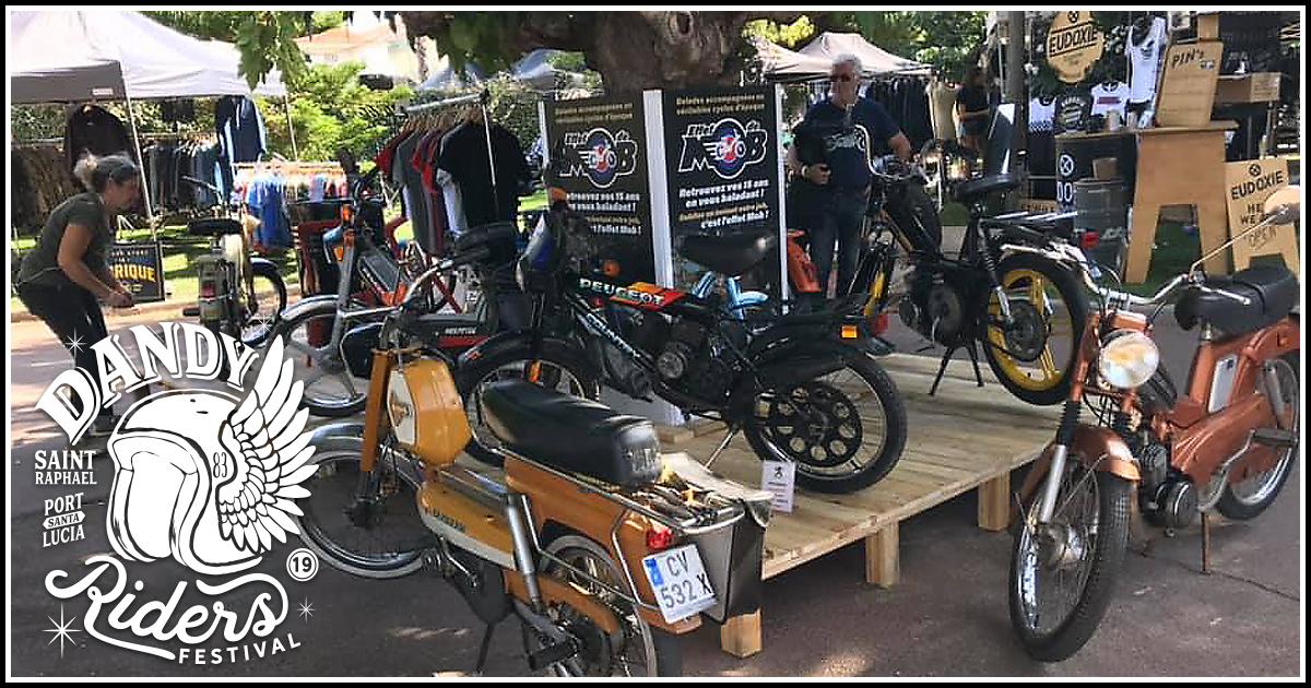 Effet de Mob au Dandy Riders Festival 2019